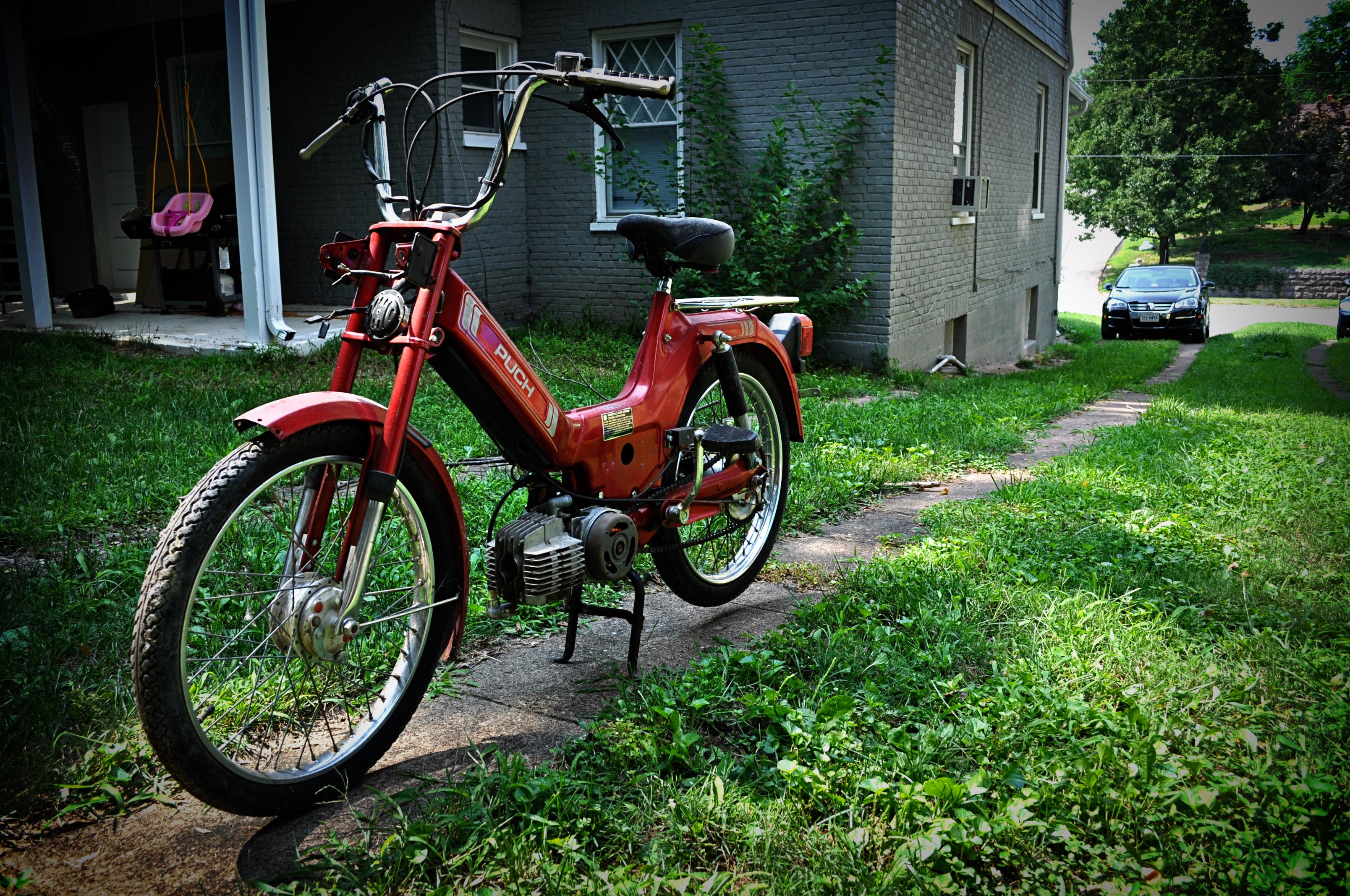 Eileen Josephine - Mopeds for Sale!