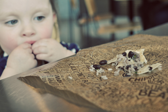 Daily Photos 55/365 - Lunch Stop at Chipotle by EileenJosephine
