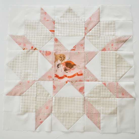 Swoon! Block #1 by EileenJosephine